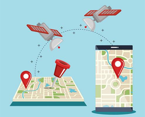 GPS-Satelliten